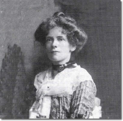 Jeannie Gunn in 1902